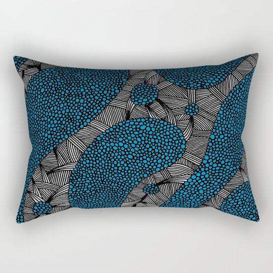 - cosmos_05 - Rectangular Pillow