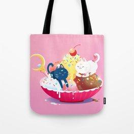 Moonie Sundae Tote Bag