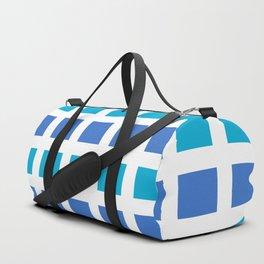 stripes-21 Duffle Bag