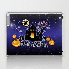 Halloween, Sky Laptop & iPad Skin