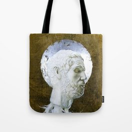"""The End of Reason"" Tote Bag"