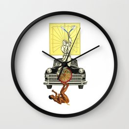 Communication - Easy, Once The Effort Is Made Wall Clock