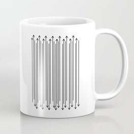 Up or Down? Coffee Mug