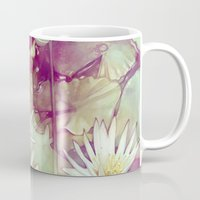 amy pond Mugs featuring Pond by Anna Dittmann