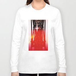 Staring at the sun Long Sleeve T-shirt