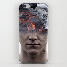 Nuees Ardente iPhone & iPod Skin