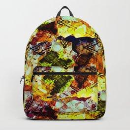 Graffiti Style Markings Backpack