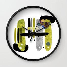 """Modern Totem 02"" Wall Clock"
