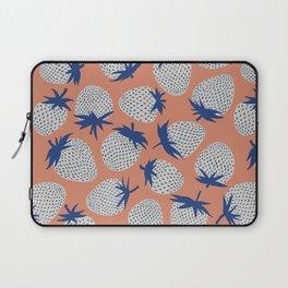 Inky Strawberries Laptop Sleeve
