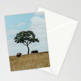 Masai Mara National Reserve X Stationery Cards