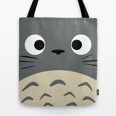 Curiously Troll ~ My Neighbor Troll Tote Bag