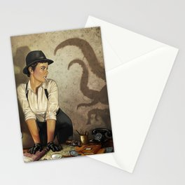 Detective 2 Stationery Cards