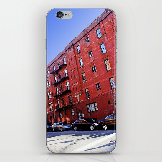 New York City Buildings NYC iPhone & iPod Skin