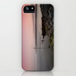 Exmouth evening iPhone Case