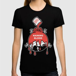 RAINING BLOOD - SLAYER PARODY T-shirt