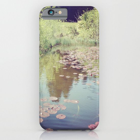 Lillypads iPhone & iPod Case