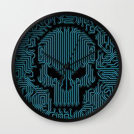 Bad Circuit Wall Clock