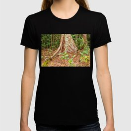 A firm grip on mother earth T-shirt