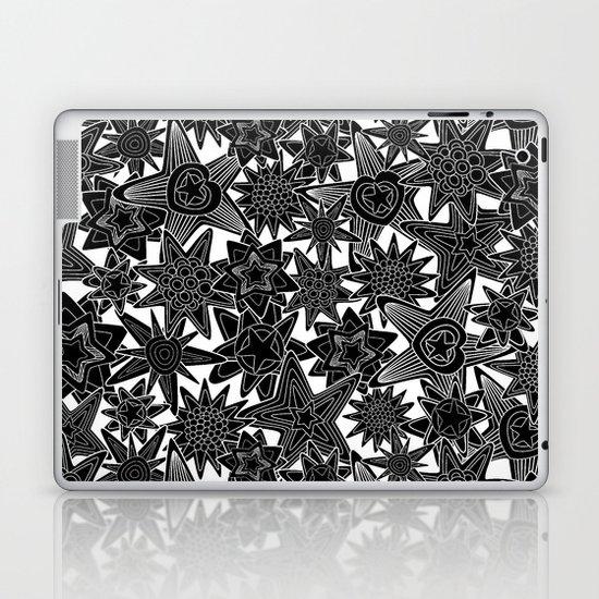 My dreams. in black Laptop & iPad Skin