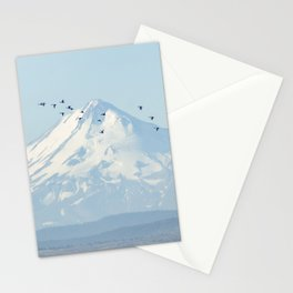 """Shasta"" by Murray Bolesta! Stationery Cards"