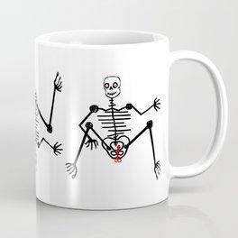 Skeleton Nono Male Coffee Mug