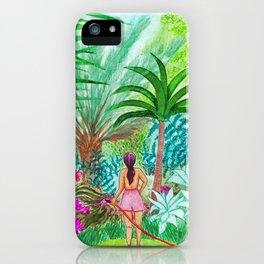 Minha Primavera iPhone Case