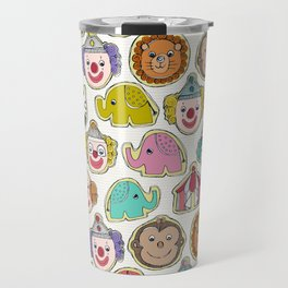 circus cookies multi Travel Mug