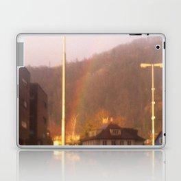 LGBT Rainbow in Bregenz Laptop & iPad Skin