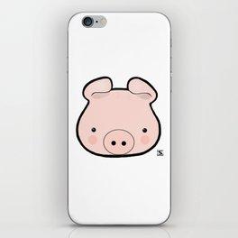 Piggy Kawaii iPhone Skin