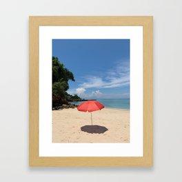 Sunbrella Framed Art Print
