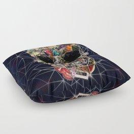 Fragile Skull Floor Pillow