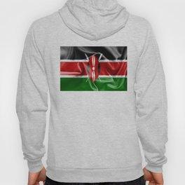 Kenya Flag Hoody