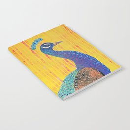 Peacock - Brave Notebook