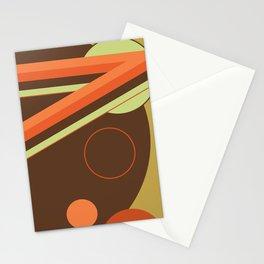 Retro 70s Mach I Beach Towel Stationery Cards