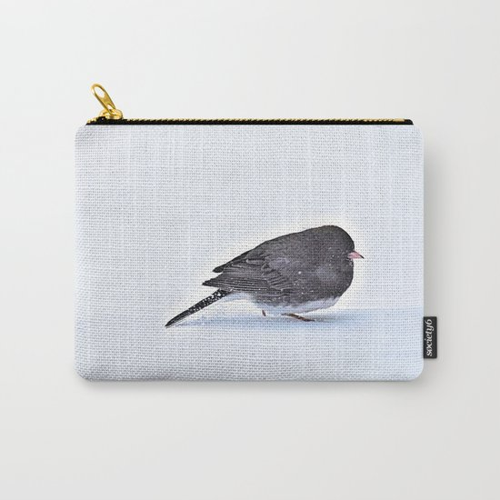 Long Journey Junco Carry-All Pouch