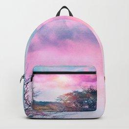 Magical sky Backpack