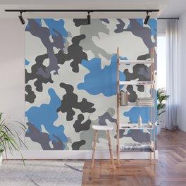 Tie Dye digital pattern Wall Mural