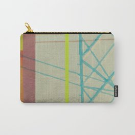 Abstraction VII Carry-All Pouch