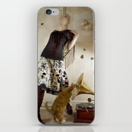 HMV iPhone Skin