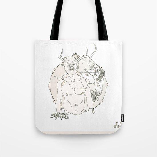D O Tote Bag