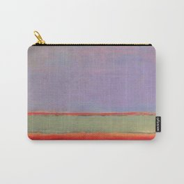 1951 No 6 Violet Green and Red by Mark Rothko HD Carry-All Pouch