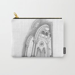 alcobaça arches Carry-All Pouch