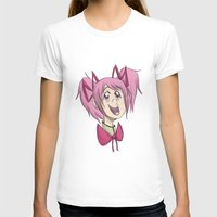 madoka T-shirts featuring Madoka the Magical Girl by Michelle Rakar
