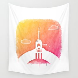 Mecca Dream Wall Tapestry