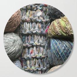 Knitter II Cutting Board