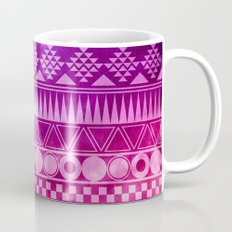 Tribal Fuschia.  Mug