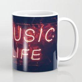No Music No life Coffee Mug