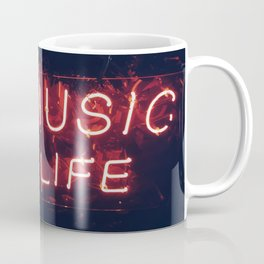 No Music No life Coffee Mug