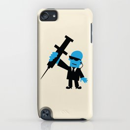 GOVERNMENT TESTING iPhone Case