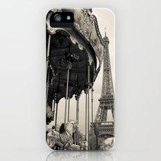 j'adore Paris iPhone (5, 5s) Slim Case